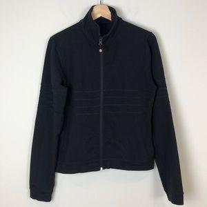 Lululemon Zip Up Black Jacket